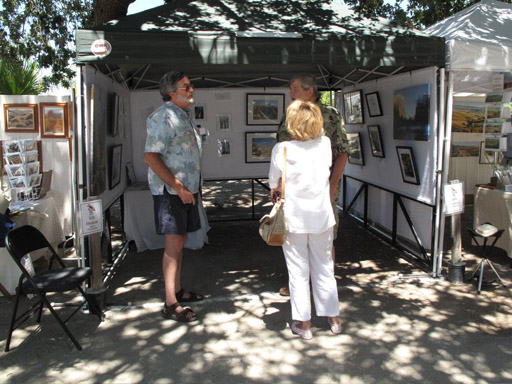 Art Under the Oaks - Cheshire Cat Photo booth