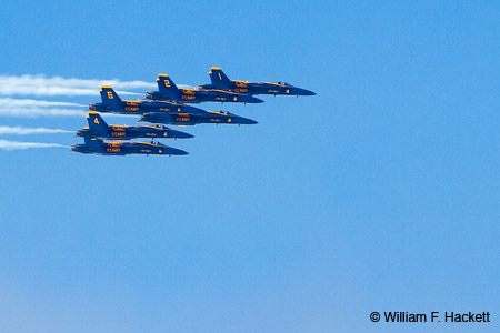 Blue Angels, Fleet Week 2014 San Francisco, Caliornia