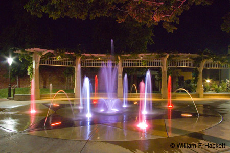 Lizzie Fountain, Livermore, California