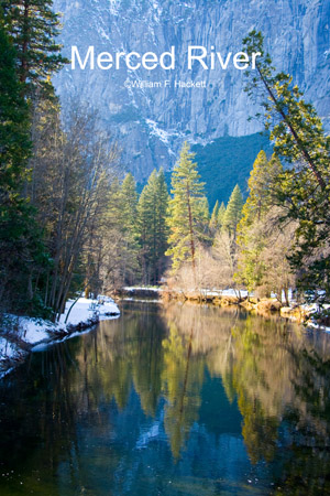 Merced River, January, Yosemite National Park, California