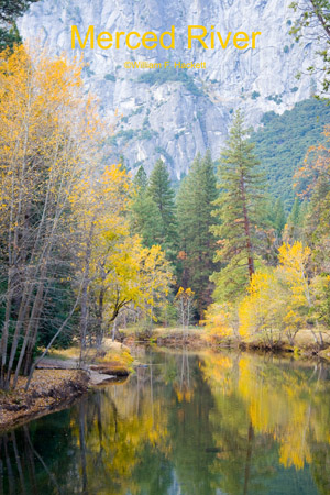 Merced River, Yosemite, November