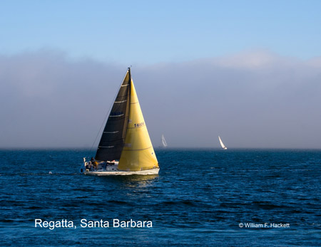 Regatta, Santa Barbara, California