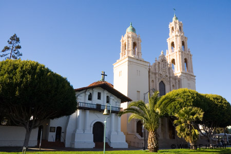 Mission San Francisco de Asís (Dolores) and Basilica