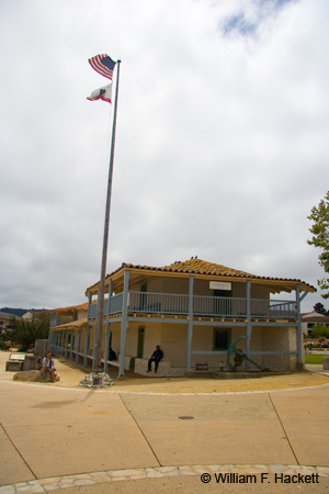 Monterey Customs House