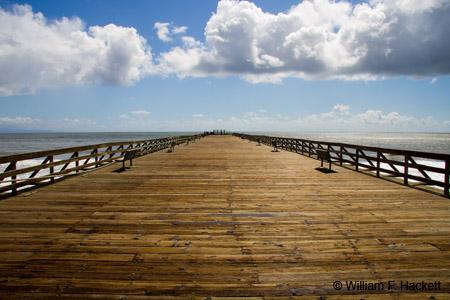 Seacliff State Beach Pier