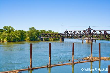 Sacramento River from Old Sacramento