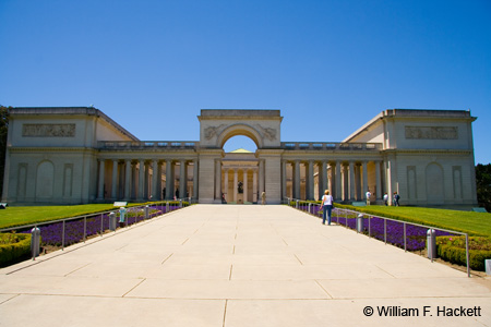 SF Palace of the Legion of Honor